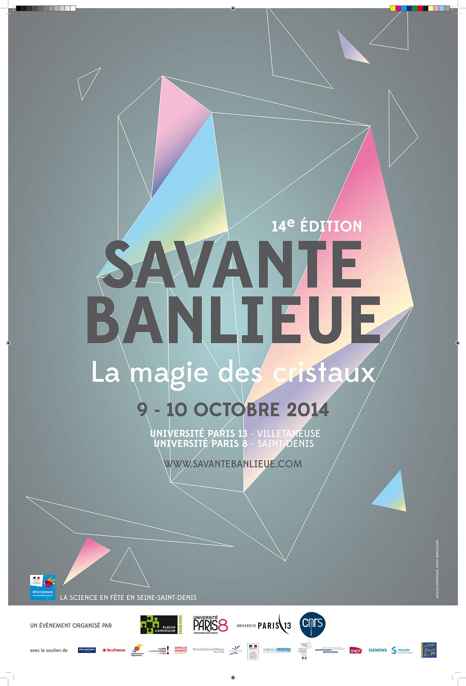 AFFICHE-SAVANTE-BANLIEUE-40x60